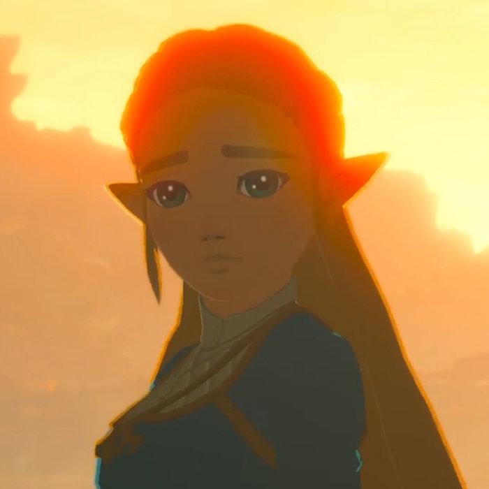 ゼルダの伝説 ブレス オブ ザ ワイルド、ゼルダ姫の眉毛が太く理由