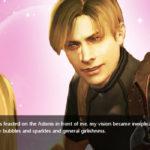 バイオハザードの恋愛ゲームを海外ファンが制作。4のアシュリー×レオンなど妄想