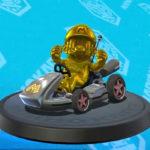 マリオカート8 デラックス、隠しキャラとゴールドマリオ入手法