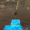 ゼルダの伝説 ブレス オブ ザ ワイルド、かなり高くジャンプする方法