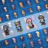 ファイナルファンタジー、歴代キャラのドット絵パズルが3DSに登場