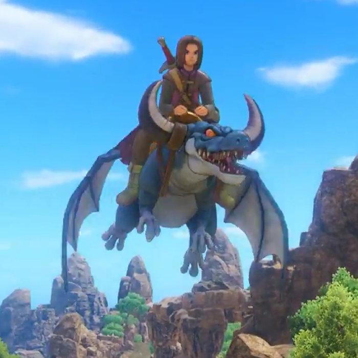 ドラゴンクエスト11、PS4版はどこでもプレイ