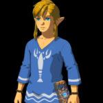 ゼルダの伝説 ブレス オブ ザ ワイルド、風のタクトのエビのシャツ登場