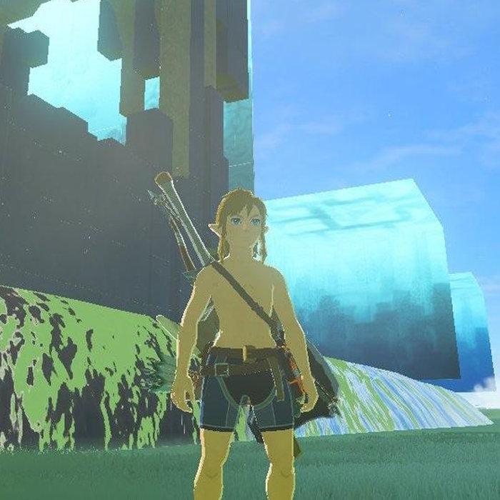 ゼルダの伝説 ブレス オブ ザ ワイルド、DLCの壁すり抜けバグ