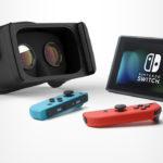 ニンテンドースイッチ、VR対応のコードが発見され本当に発売されそうに