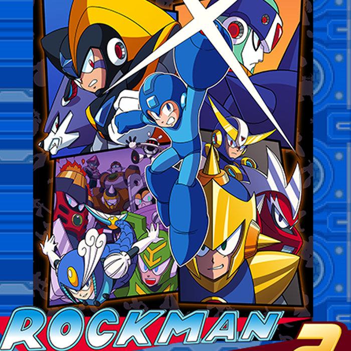 ロックマン クラシックス コレクション2、3DS版も開発してた痕跡