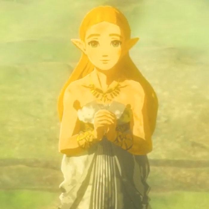 ゼルダの伝説 ブレス オブ ザ ワイルド、DLC第2弾の姫ボイス