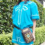 ゼルダの伝説 ブレス オブ ザ ワイルド、英傑の服とシーカーストーンがグッズ化