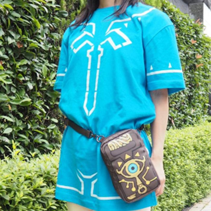 ゼルダの伝説 ブレス オブ ザ ワイルド、英傑の服シーカーストーンがグッズ