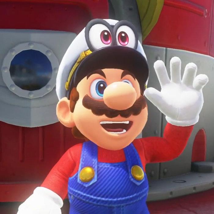 スーパーマリオ オデッセイ、全世界で好調3日間で200万本越え