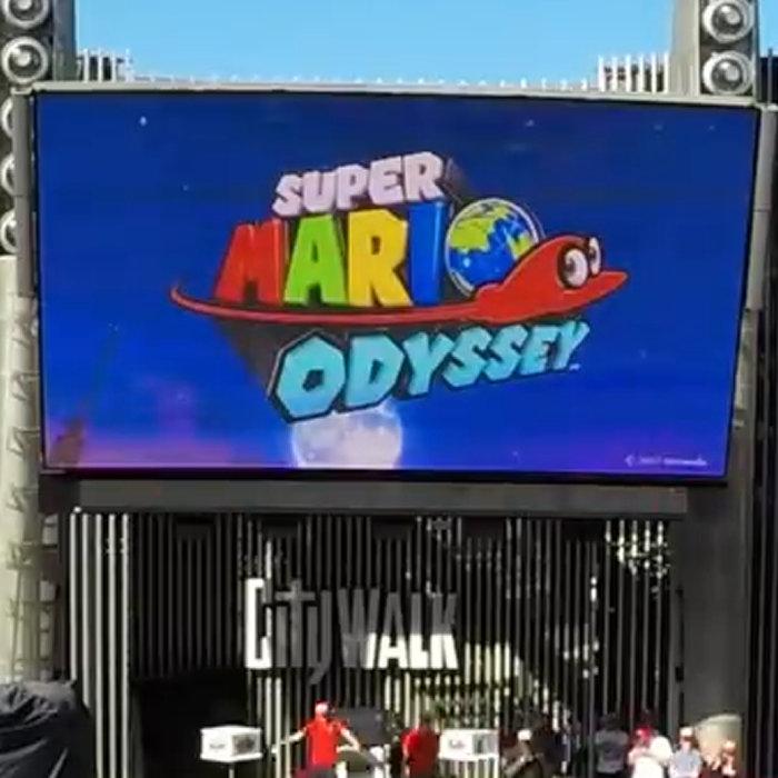 スーパーマリオ オデッセイ、ニンテンドースイッチ最大の広告費