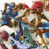 ゼルダの伝説 ブレス オブ ザ ワイルド、ウツシエカードはMW本の初回限定