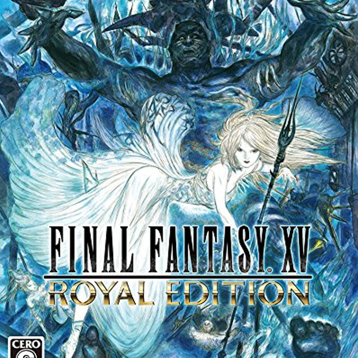 FF15、PS4&Xbox One完全版とMODや8K対応のPC版。予約