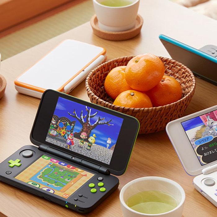ニンテンドー3DS、スイッチがあっても計画通り。販売は続ける