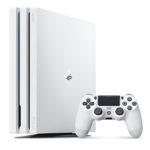 プレイステーション4 Proの白色が数量限定で登場。ヘッドセット新型も