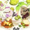 スプラトゥーン2、ハンバーガーにピクルスいるいらないフェス