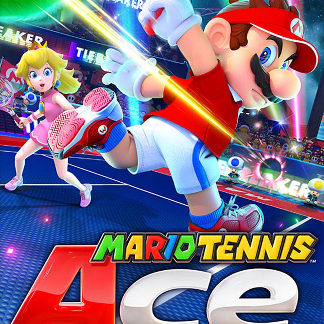マリオテニス エース、発売日。システム一新、ネット対戦