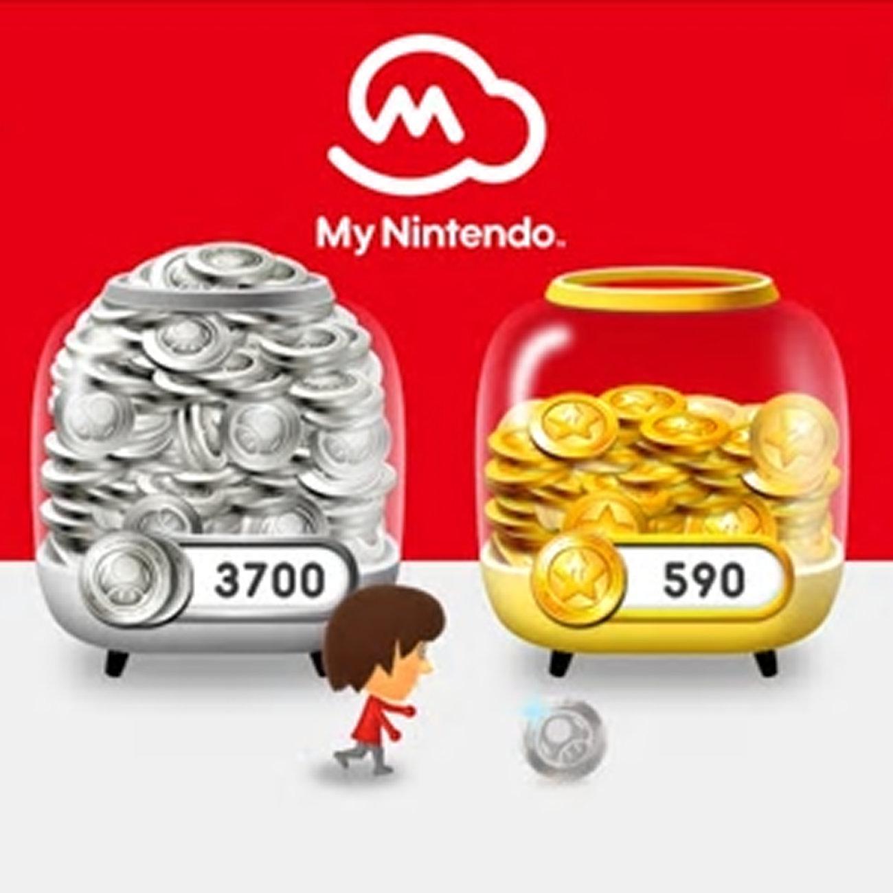 ニンテンドースイッチ、マイニンGoldポイントが1円
