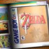 ゼルダの伝説 ブレス オブ ザ ワイルド、ゲームボーイカラー版をイメージした映像