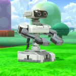 スマブラ スペシャル、ロボットの下投げが変更。強化か弱体化か