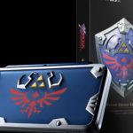 ゼルダの伝説、特別なNew 2DS LLが日本でも。アクリルボードなども販売