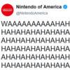 任天堂、アメリカの公式ツイッターが乗っ取られ謝罪。犯人はワリオ
