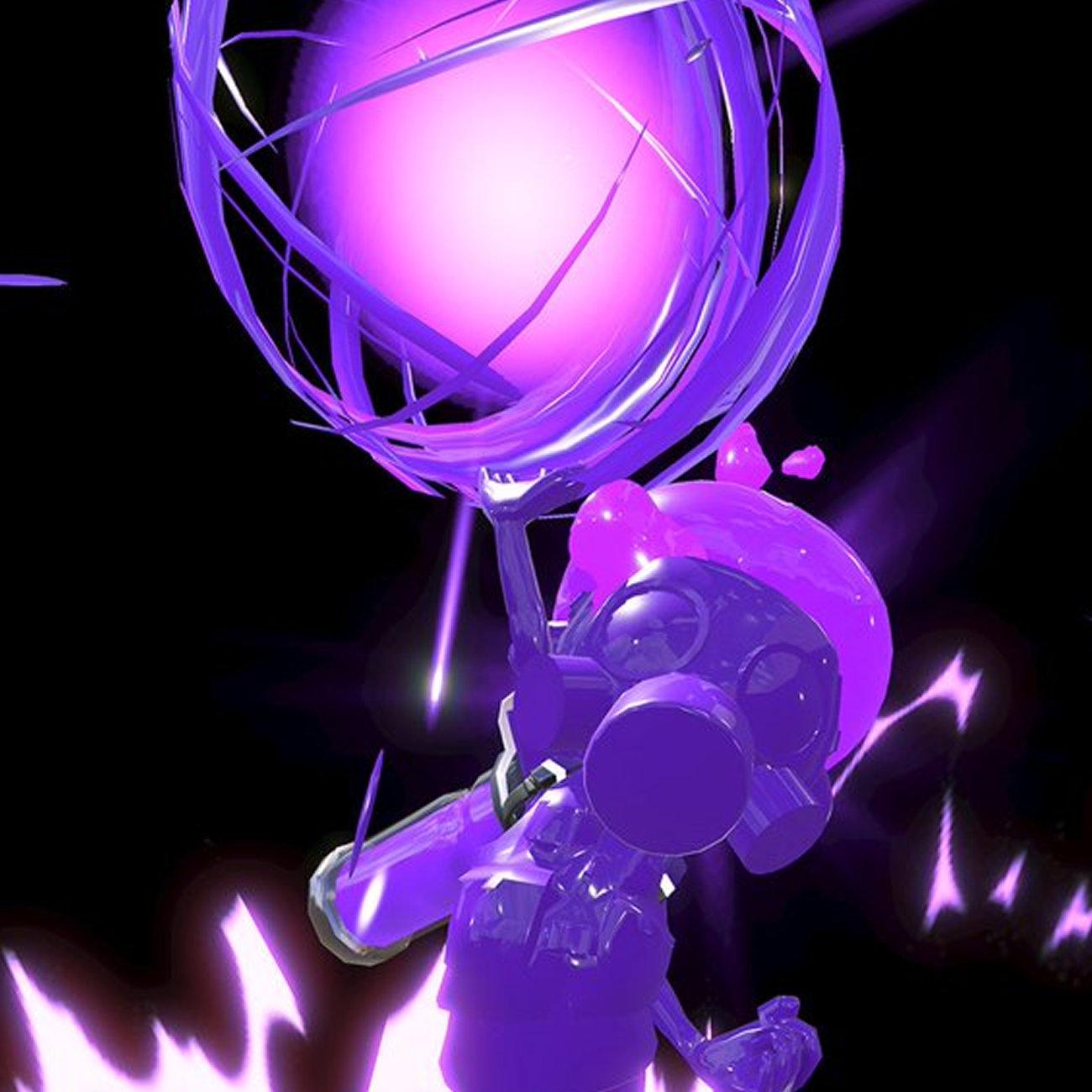 スプラトゥーン2、ドラゴンボールの元気玉っぽいもの導入予定