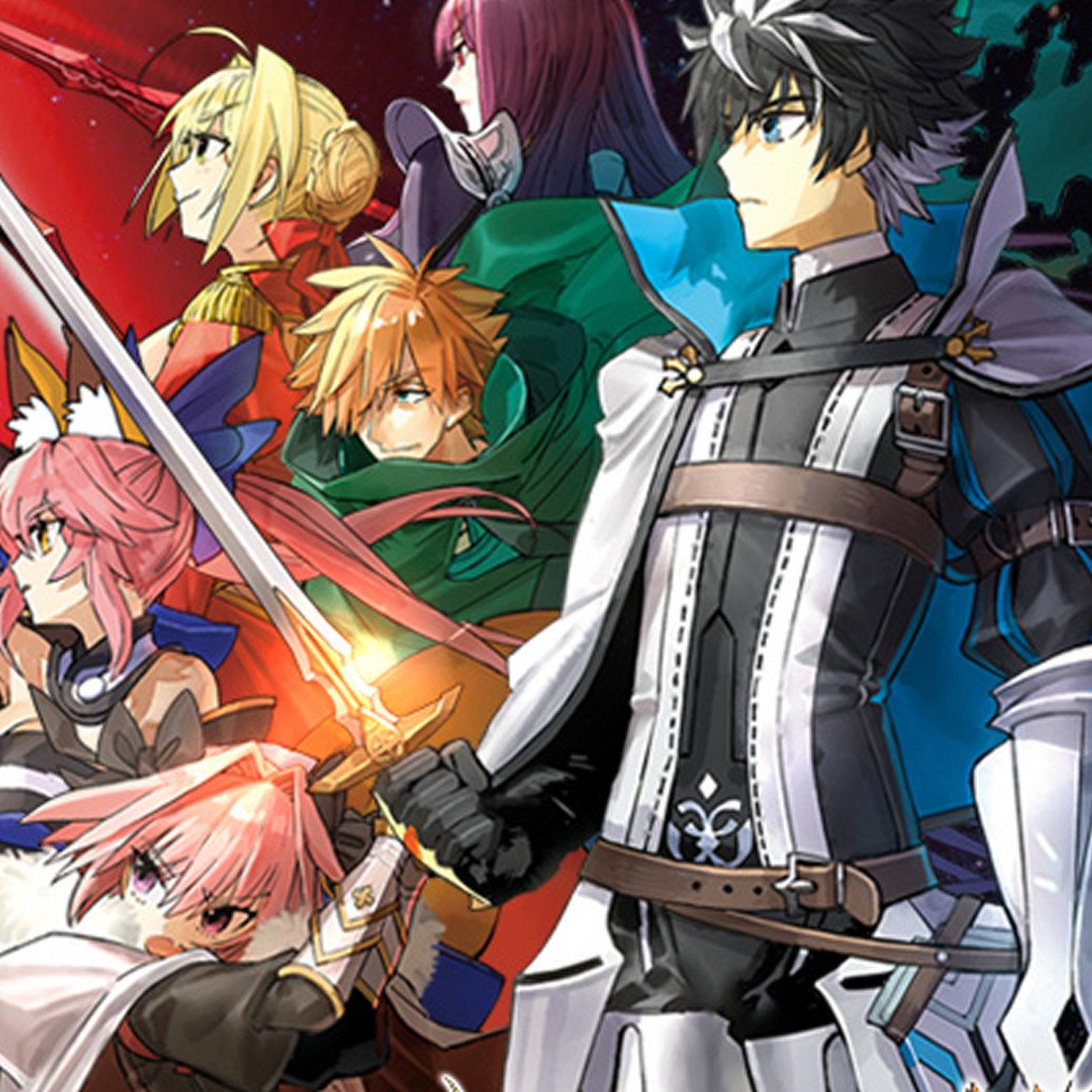 Fate/EXTELLA LINK、ニンテンドースイッチ版