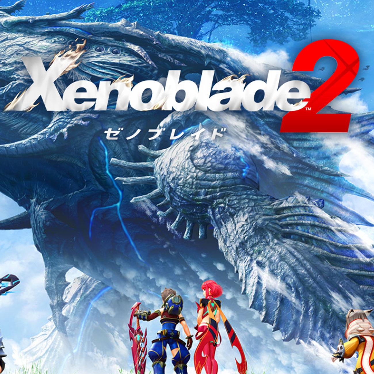 ゼノブレイド2に続く新作RPG。野村哲也的な看板デザイナー