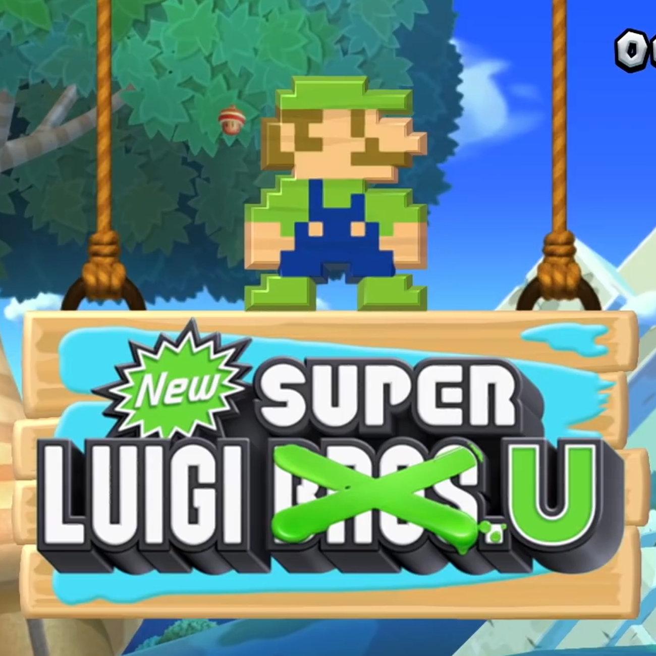 New スーパールイージ U、スイッチ版マリオでもプレイ可能