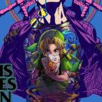 ゼルダの伝説、ムジュラの仮面のTシャツがTravis Strikes Againに登場