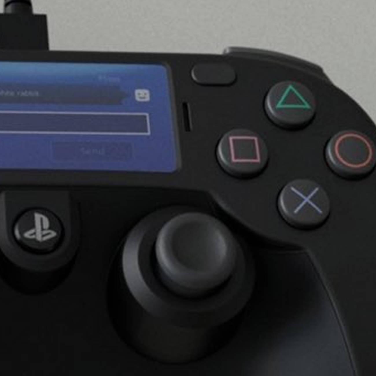 プレイステーション5、コントローラーの画像がリークされたと言