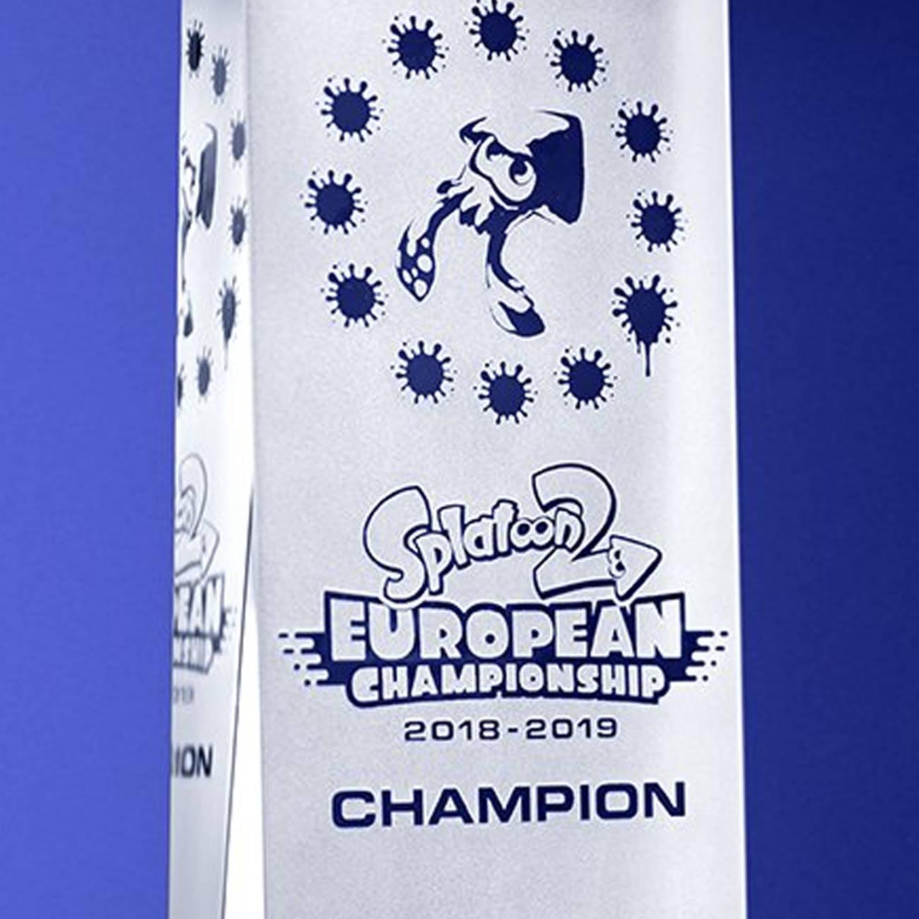 スプラトゥーン2、European Championship 2018-2019決勝