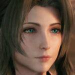 ファイナルファンタジー7、リメイク版のエアリスの顔が話題。長い?