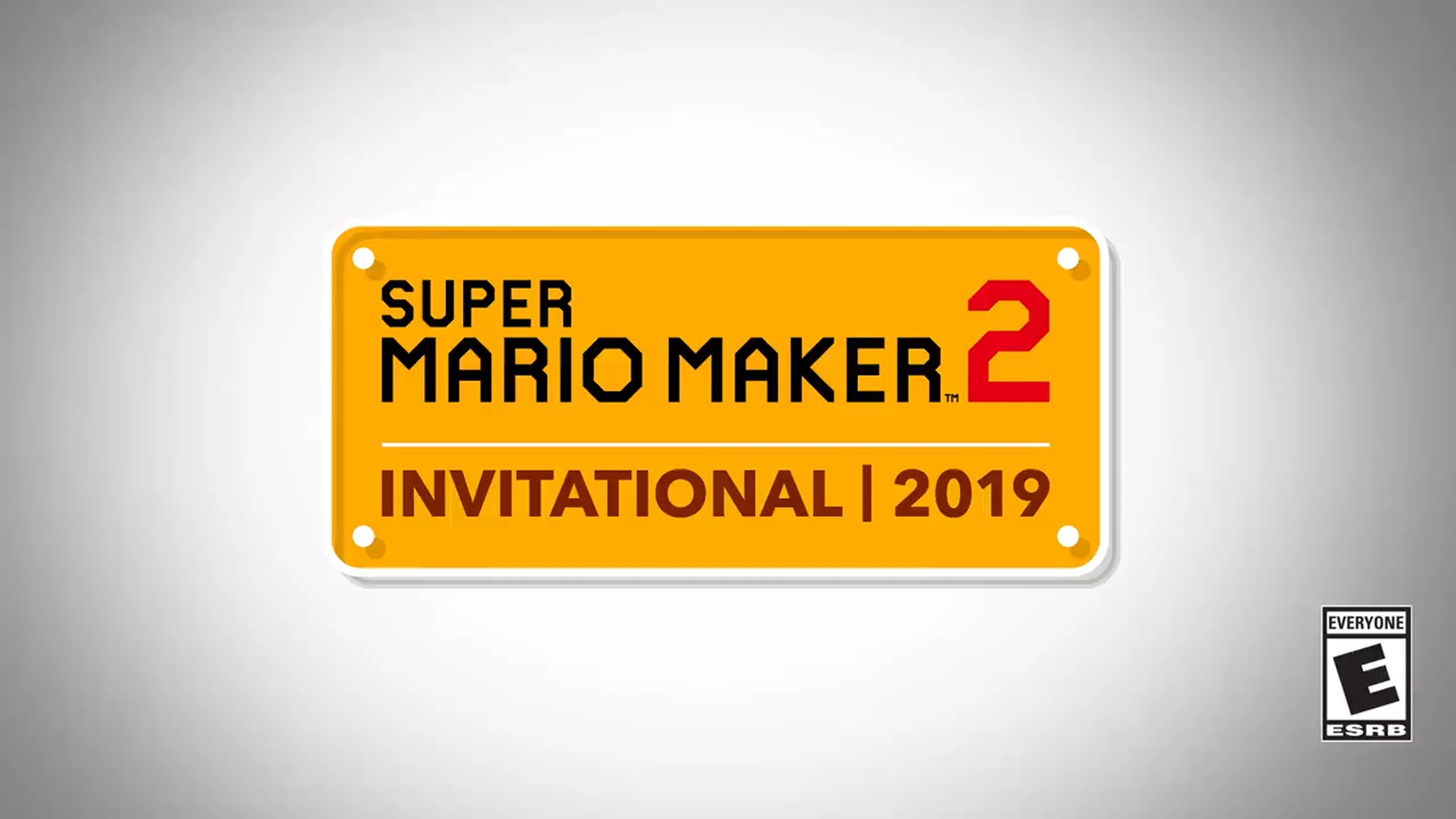 スーパーマリオメーカー2、E3 2019イベント。スプラ&スマブラ