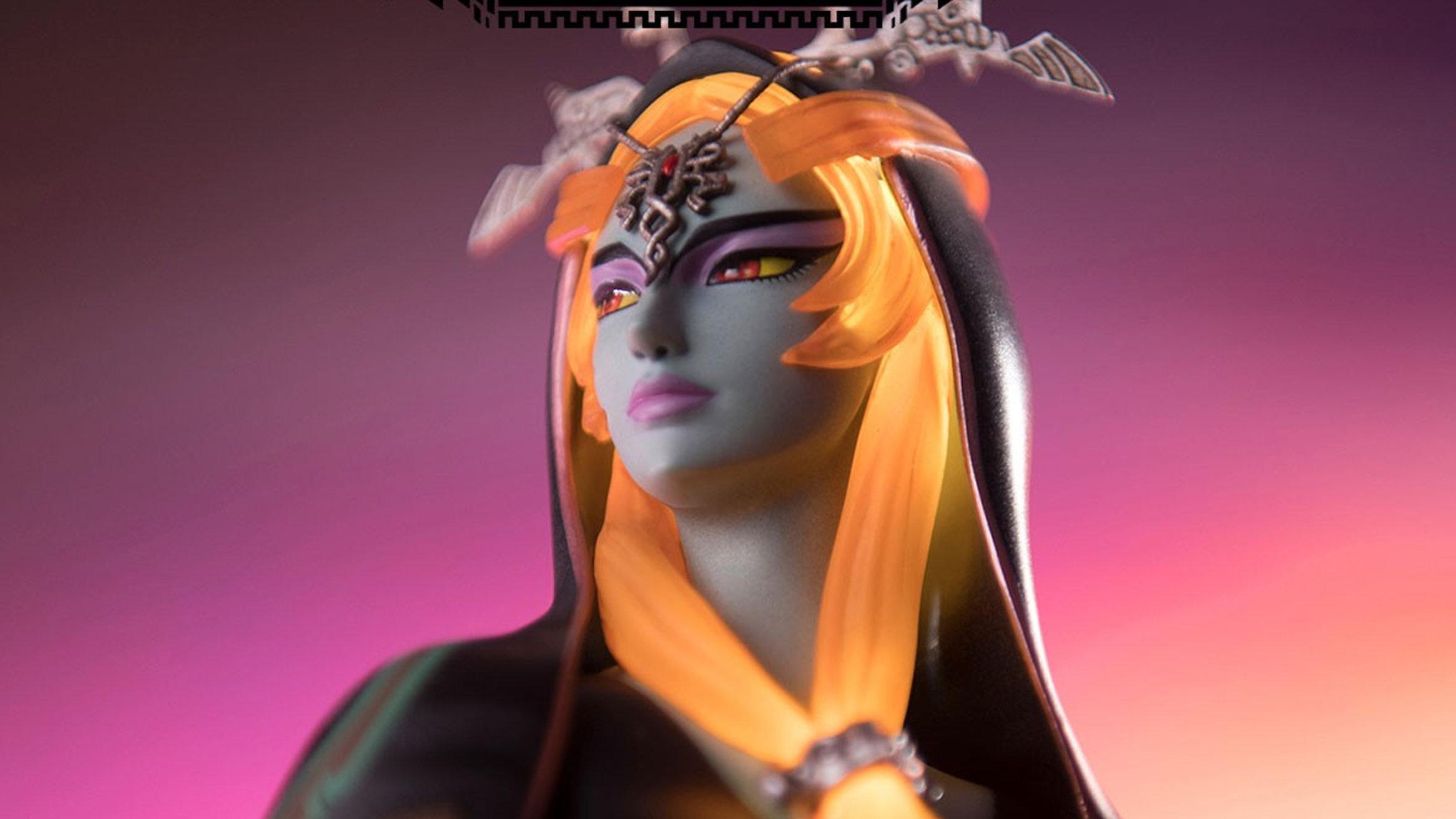 ゼルダの伝説、真のミドナのフィギュアFirst 4 Figures