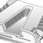 プレイステーション5、開発機のデザインがユニーク。5なのでV