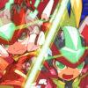 ロックマン ゼロ&ゼクス ダブルヒーローコレクション。シリーズ6作を収録