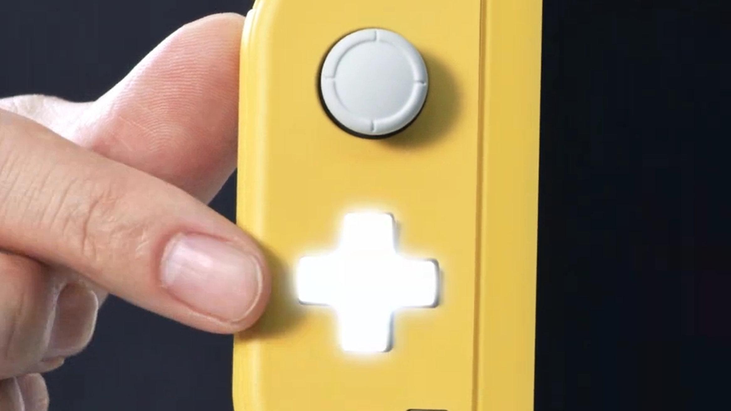 Nintendo Switch Lite、修理代金は普通の本体と同じ。操作系は高く