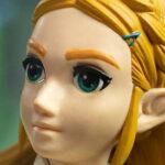 ゼルダの伝説 ブレス オブ ザ ワイルド、姫のフィギュアをFirst 4 Figuresが発売