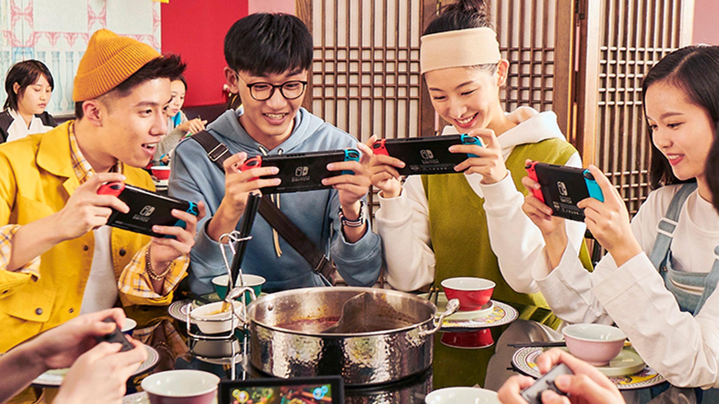 ニンテンドースイッチ、中国での発売日。転売業者は減る
