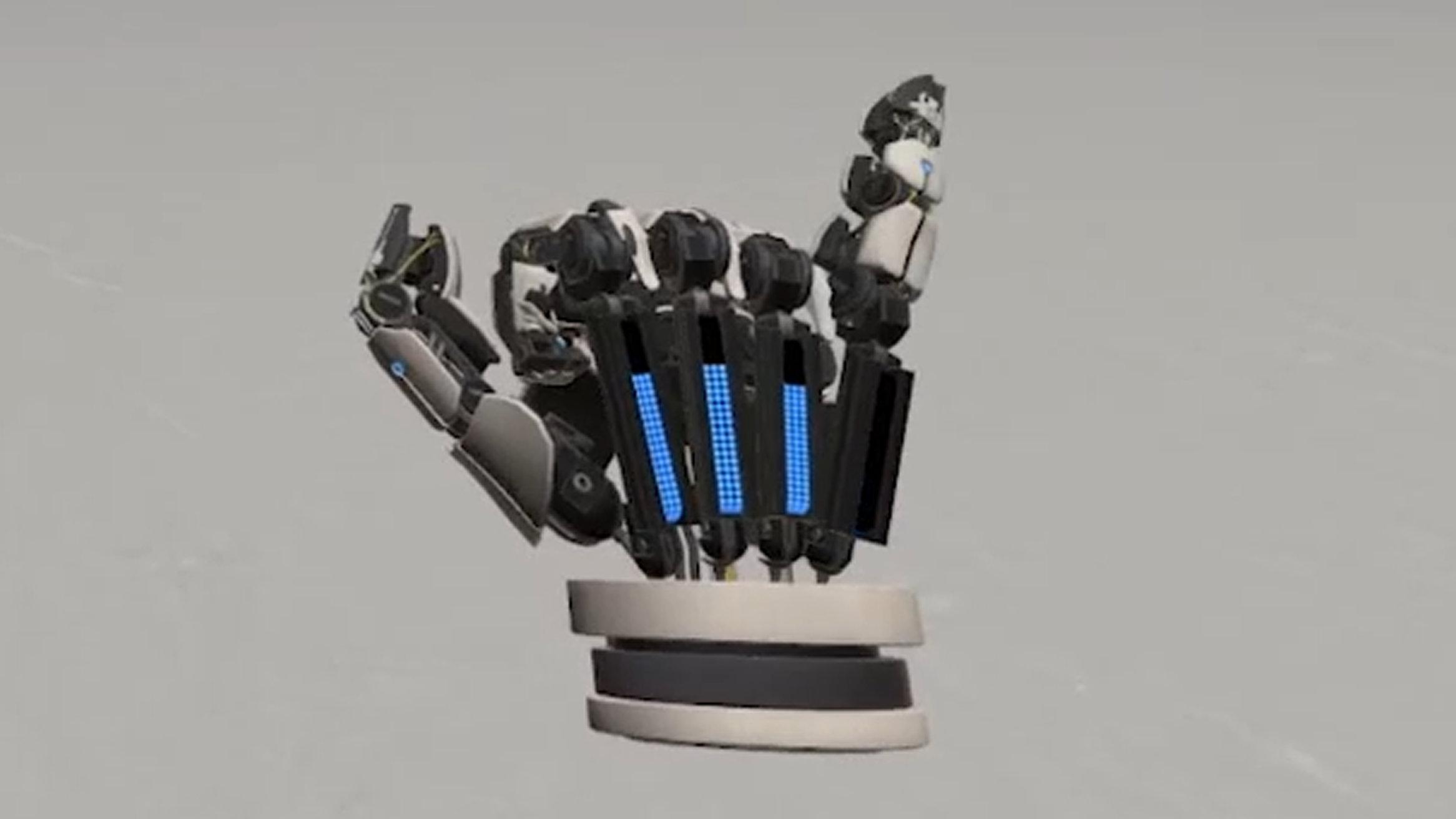 プレイステーション5、指の細かな動きも判定VR