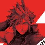 ファイナルファンタジー7 リメイク、野村氏の描き下ろし赤いクラウドが雑誌に