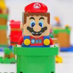 レゴマリオ、任天堂のマリオのTVゲームとの連動は?開発に4年の大作