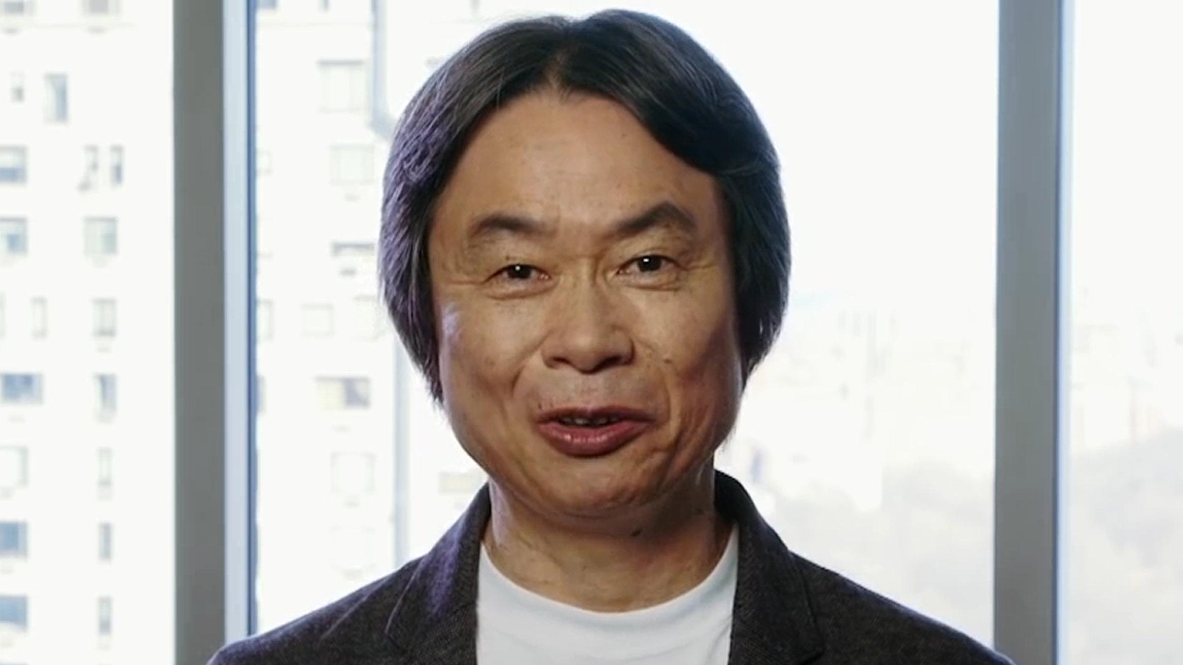 任天堂の宮本茂氏、今は開発チームを持っていないものの提案