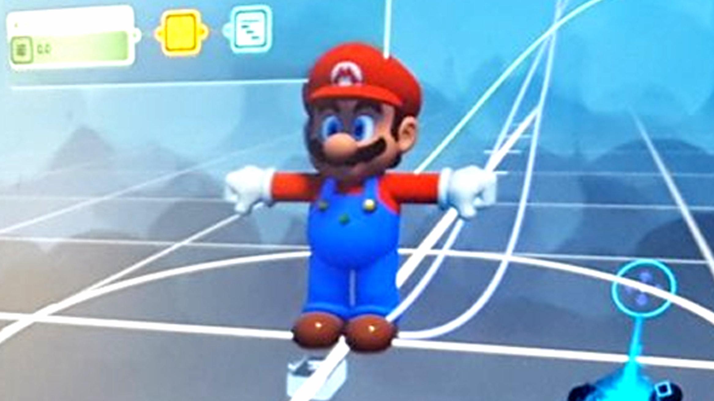 任天堂、PS4のDreams Universeスーパーマリオを取り締まる