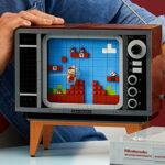 ファミコンのスーパーマリオを再現するレゴのセットが発売予定か