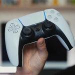 PS5のデュアルセンス、背面ボタンなし。実機の映像が公開される
