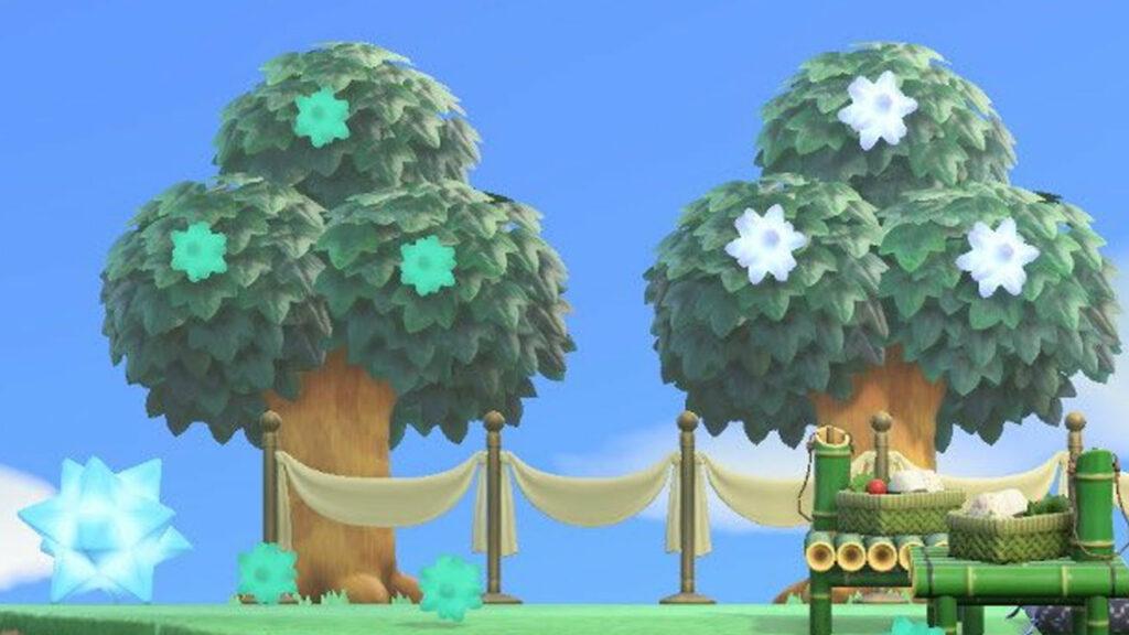 あつまれ どうぶつの森、星のなる木の追加を求める署名活動が話題に