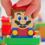マリオのレゴ、任天堂が6000回も落下試験を実施していたと話題に